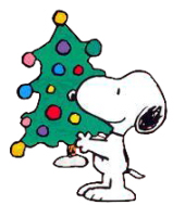 Christmas-Snoopy-Tree