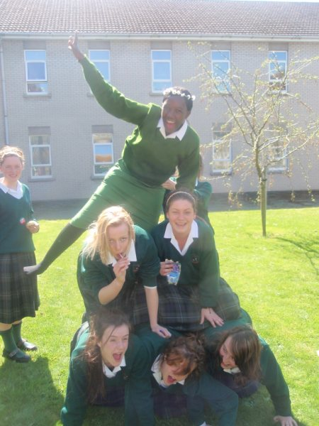 Students Visit Us From Our Sister School Loreto Matunda